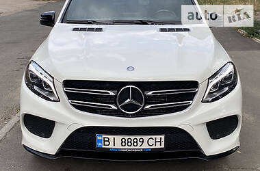 Ціни Mercedes-Benz GLE 250 Дизель