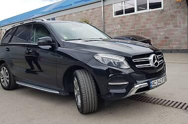 Ціни Mercedes-Benz GLE 350 Дизель