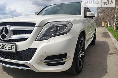 Цены Mercedes-Benz GLK 220 Дизель