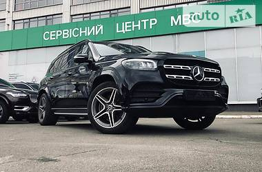 Цены Mercedes-Benz GLS 350 Дизель