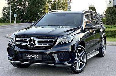 Ціни Mercedes-Benz GLS 350 Дизель