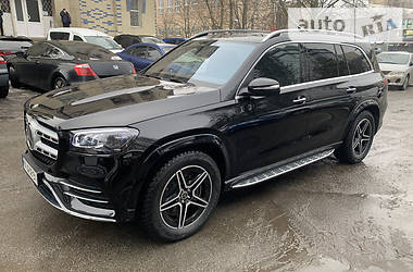 Цены Mercedes-Benz GLS 400 Дизель