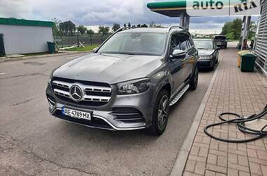 Цены Mercedes-Benz GLS 400 Дизель