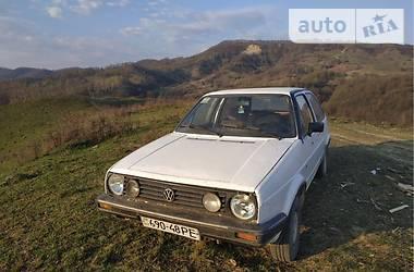 Ціни Volkswagen Golf II Дизель