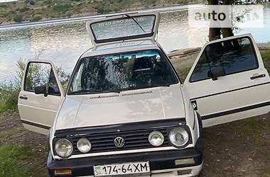 Цены Volkswagen Golf II Дизель