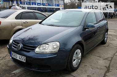 Ціни Volkswagen Golf V Дизель