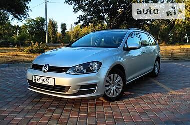 Цены Volkswagen Golf VII Дизель