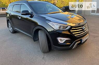 Ціни Hyundai Grand Santa Fe Дизель