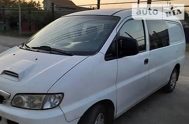 Цены Hyundai H 200 груз.-пасс. Дизель