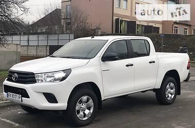 Ціни Toyota Hilux Дизель
