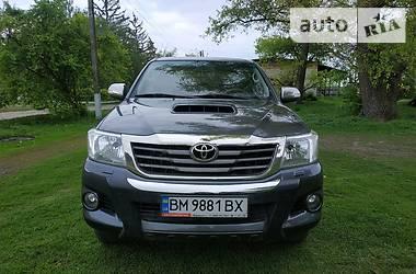 Цены Toyota Hilux Дизель