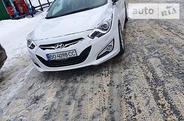 Цены Hyundai i40 Дизель