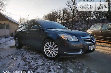 Цены Opel Insignia Sports Tourer Дизель