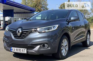 Цены Renault Kadjar Дизель