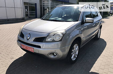 Ціни Renault Koleos Дизель