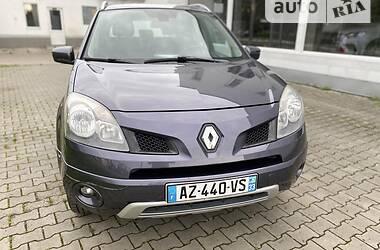 Цены Renault Koleos Дизель