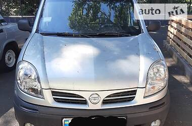 Цены Nissan Kubistar Дизель