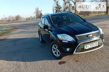 Цены Ford Kuga Дизель
