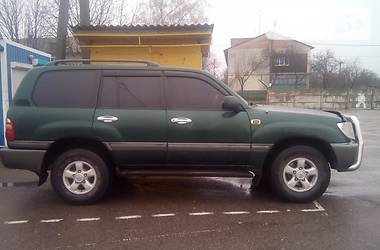 Цены Toyota Land Cruiser 100 Дизель