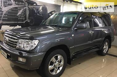 Ціни Toyota Land Cruiser 100 Дизель