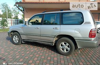 Цены Toyota Land Cruiser 100 Дизель