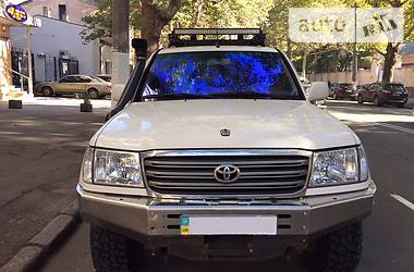 Цены Toyota Land Cruiser 105 Дизель