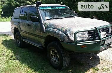 Ціни Toyota Land Cruiser 105 Дизель