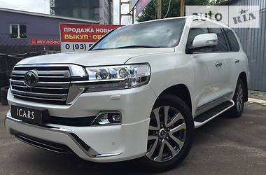 Цены Toyota Land Cruiser 200 Дизель
