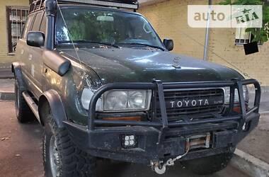 Ціни Toyota Land Cruiser 80 Дизель