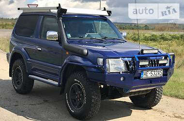 Цены Toyota Land Cruiser 90 Дизель