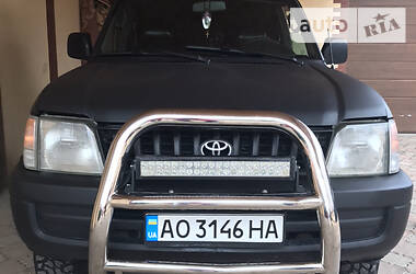 Цены Toyota Land Cruiser 90 Дизель