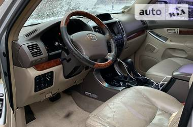 Ціни Toyota Land Cruiser Prado 120 Дизель