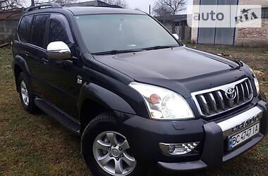 Цены Toyota Land Cruiser Prado 120 Дизель