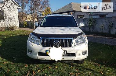 Цены Toyota Land Cruiser Prado Дизель