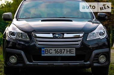 Цены Subaru Legacy Outback Дизель
