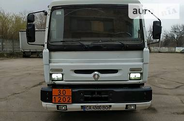 Цены Renault Midliner Дизель