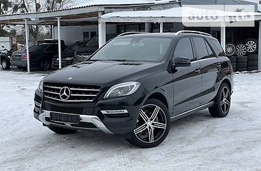 Цены Mercedes-Benz ML 250 Дизель