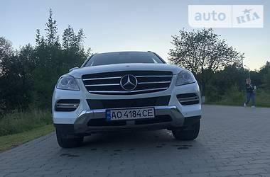 Цены Mercedes-Benz ML 250 Дизель