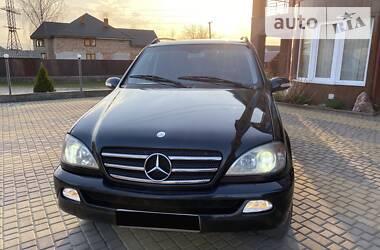Цены Mercedes-Benz ML 270 Дизель