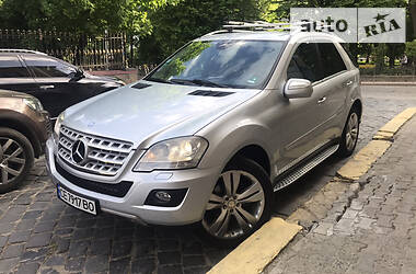 Ціни Mercedes-Benz ML 320 Дизель