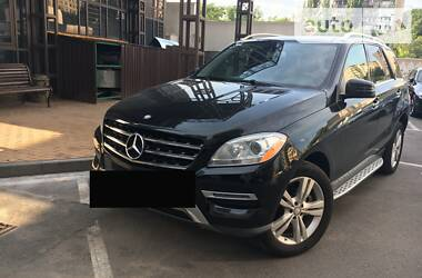 Цены Mercedes-Benz ML 350 Дизель