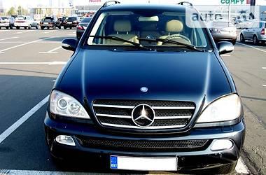 Цены Mercedes-Benz ML 400 Дизель