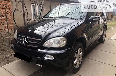 Ціни Mercedes-Benz ML 400 Дизель