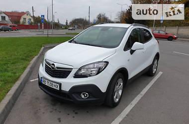 Цены Opel Mokka Дизель