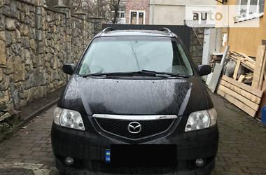 Цены Mazda MPV Дизель