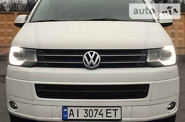 Цены Volkswagen Multivan Дизель