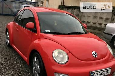Ціни Volkswagen New Beetle Дизель