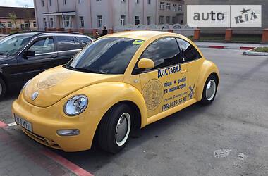 Цены Volkswagen New Beetle Дизель