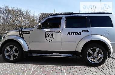 Цены Dodge Nitro Дизель
