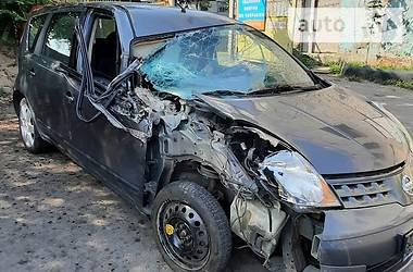 Цены Nissan Note Дизель